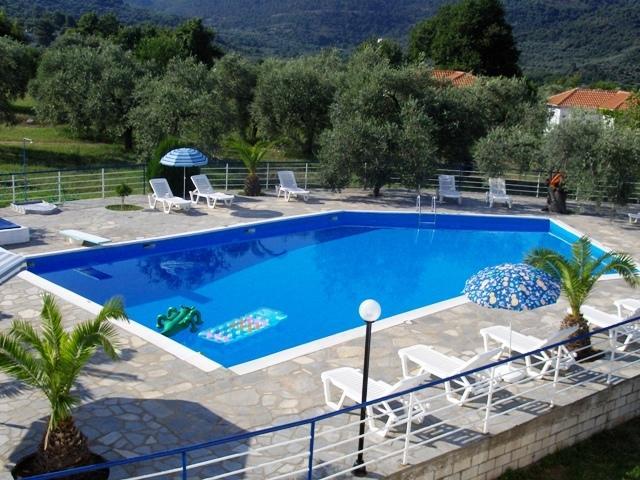 Hotel Achillion3*, THASSOS, GRECIA