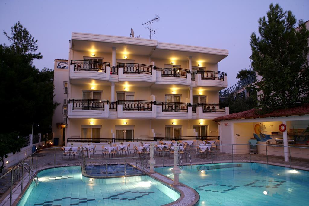 Hotel Sirines2*, THASSOS, GRECIA