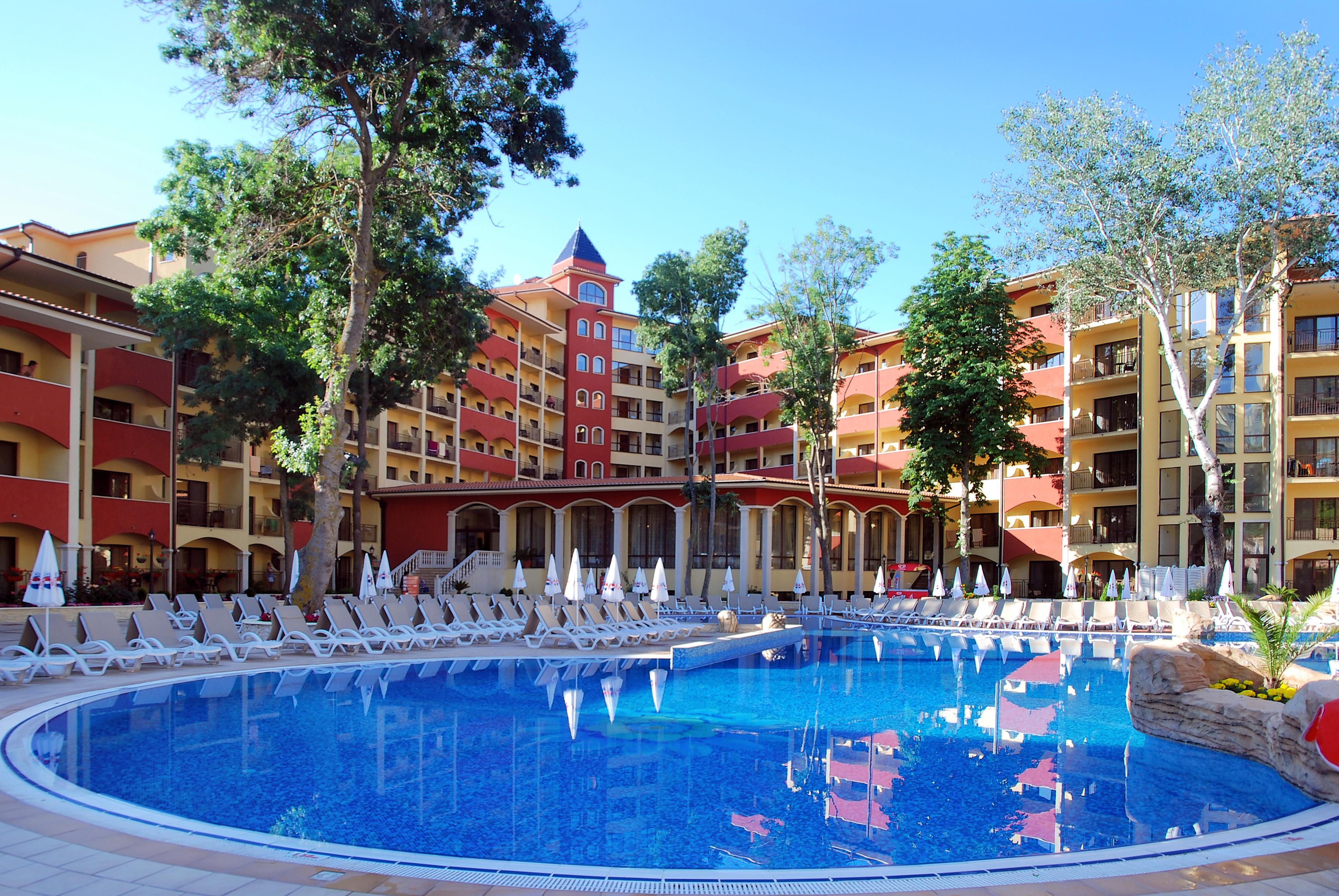 Hotel Grifid Bolero4*, NISIPURILE DE AUR, BULGARIA