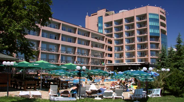 Hotel Lilia4*, NISIPURILE DE AUR, BULGARIA