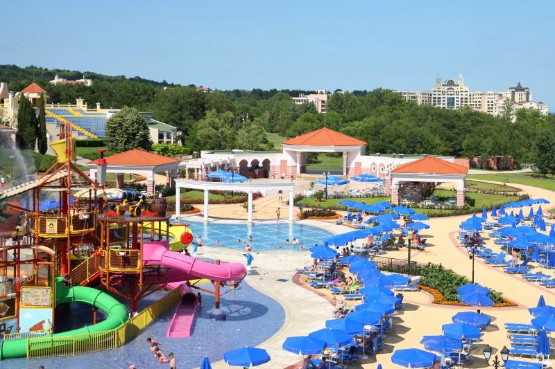 Duni Royal Marina Beach Hotel Bulgarien