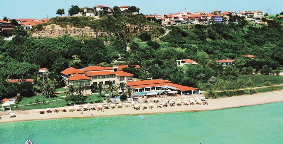 Hotel afitis 4 afitis 4 halkidiki kassandra bulgaria for Design boutique hotels chalkidiki