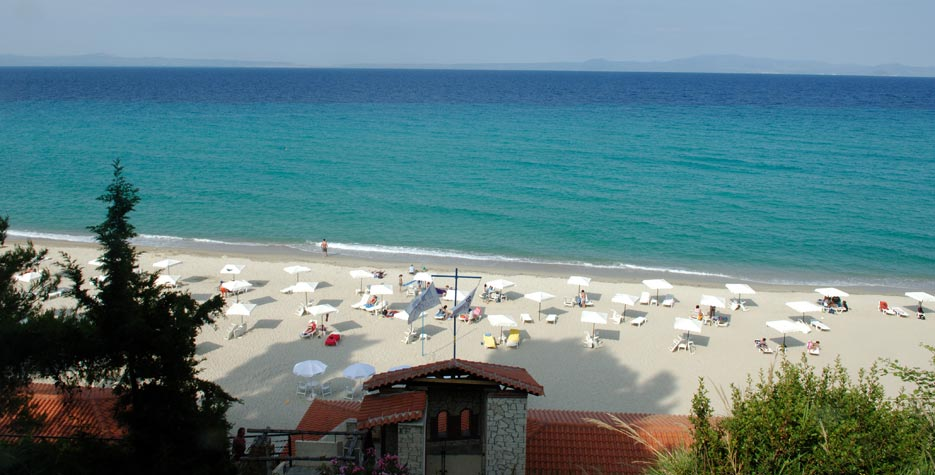 Alexander The Great Beach Hotel Greece