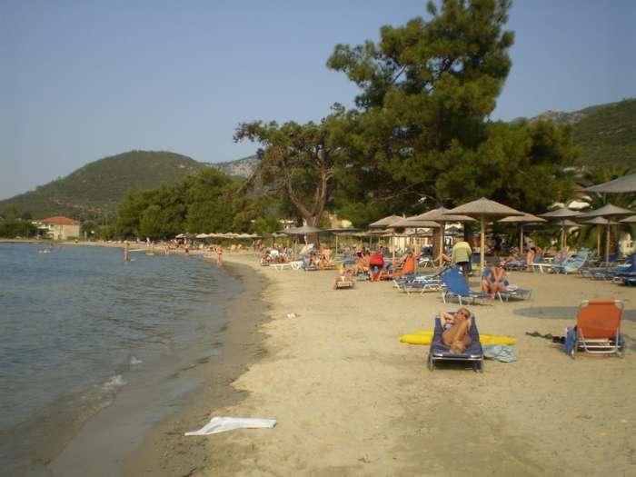 Hotel sunrise beach 2 thassos