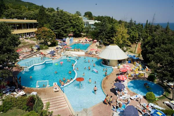 Hotel Orhideea 3 Litoral 2018 Orhideea 3 Albena