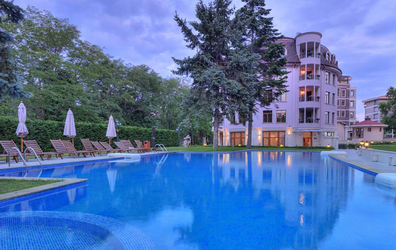 Hotel Kristel 3 Litoral 2019 Kristel 3 Konstantin Si